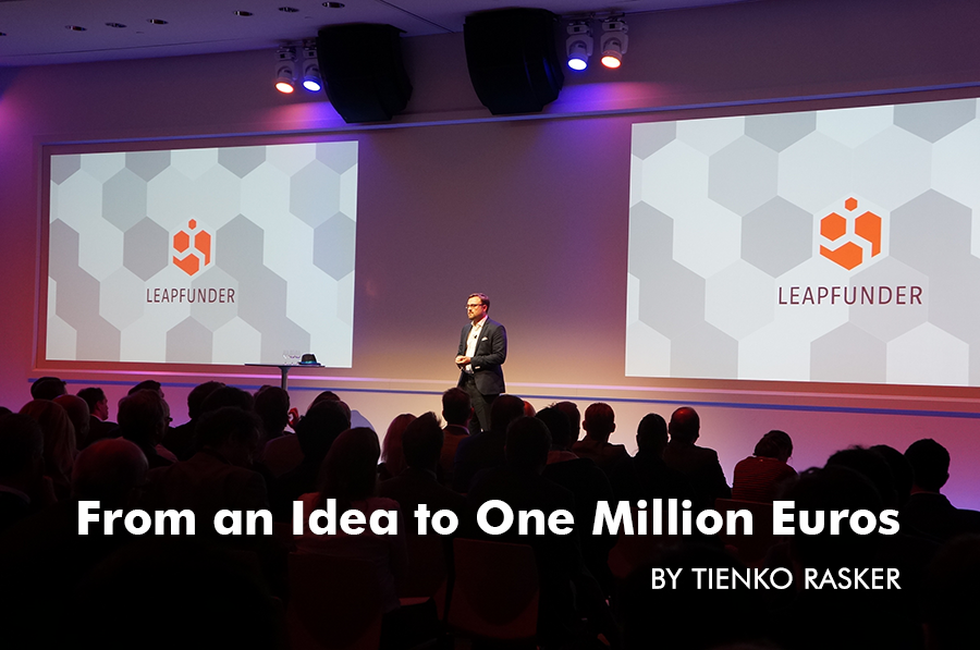 From an Idea to One Million Euros