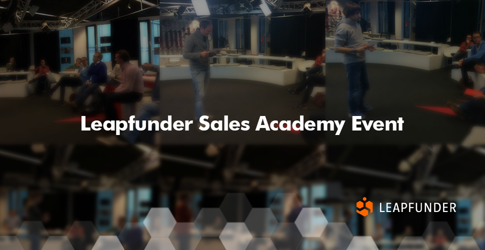 Leapfunder Sales Academy Event