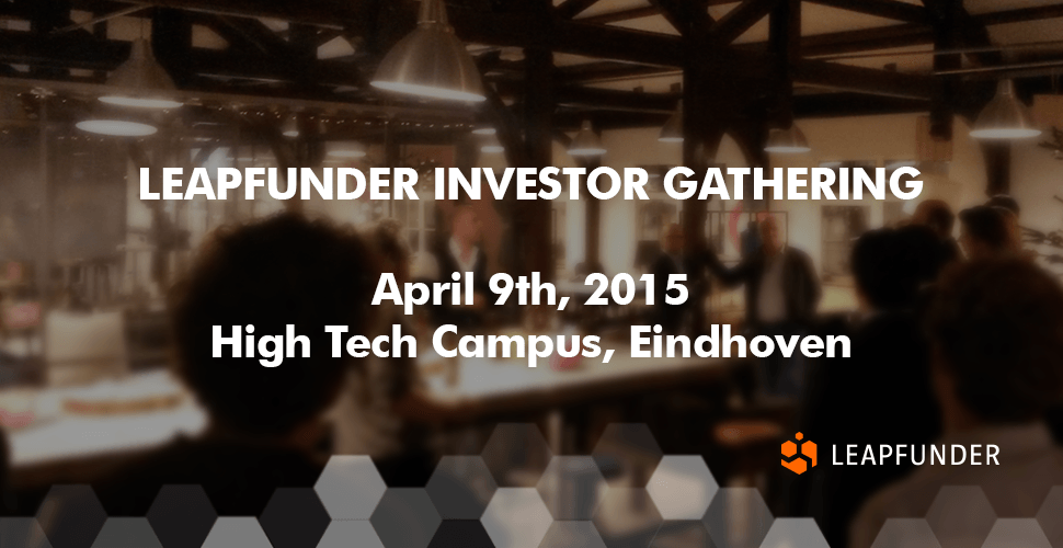 Investor Gathering Eindhoven