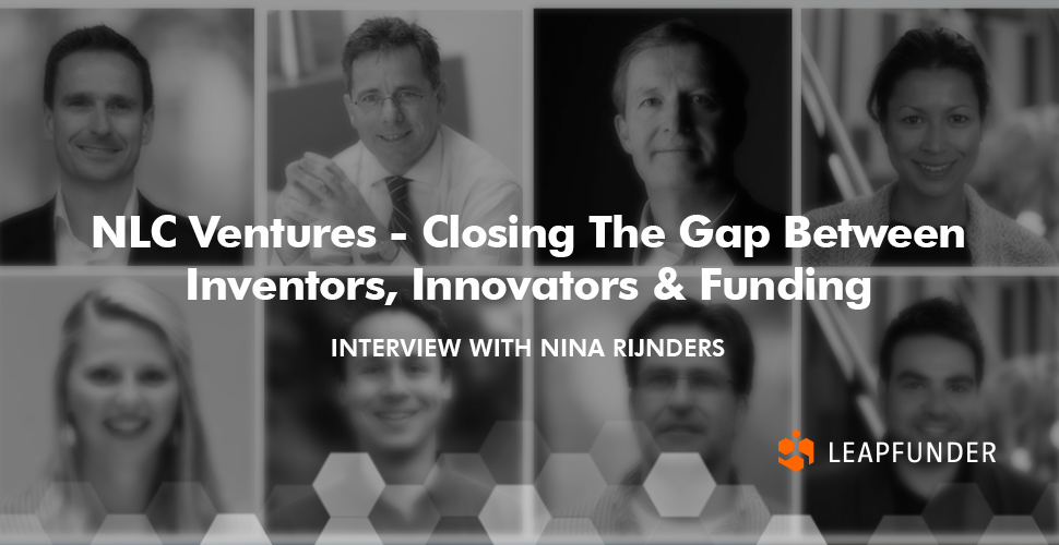 NLC Ventures - Closing The Gap Between Inventors, Innovators & Funding