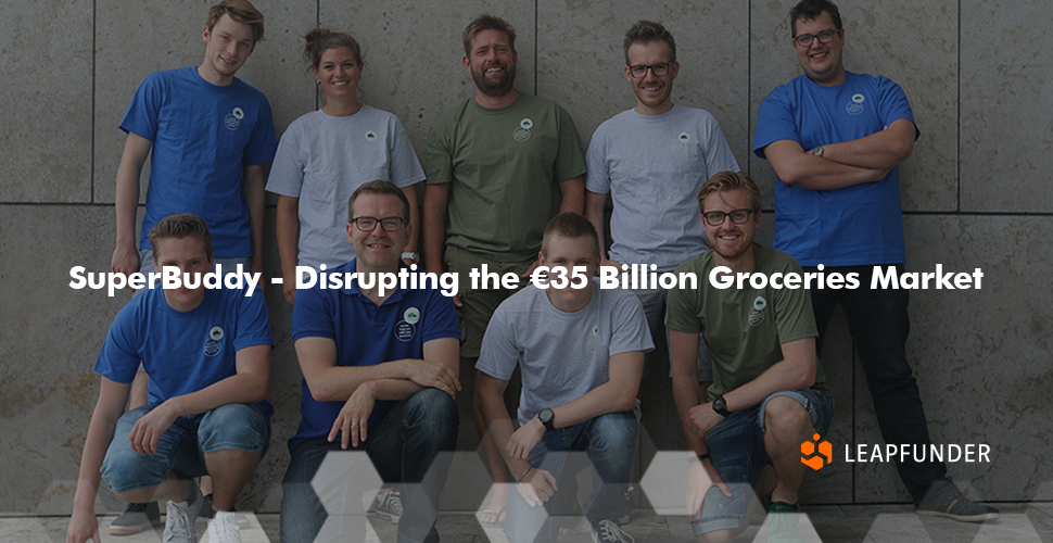 SuperBuddy - Disrupting the €35 Billion Groceries Market