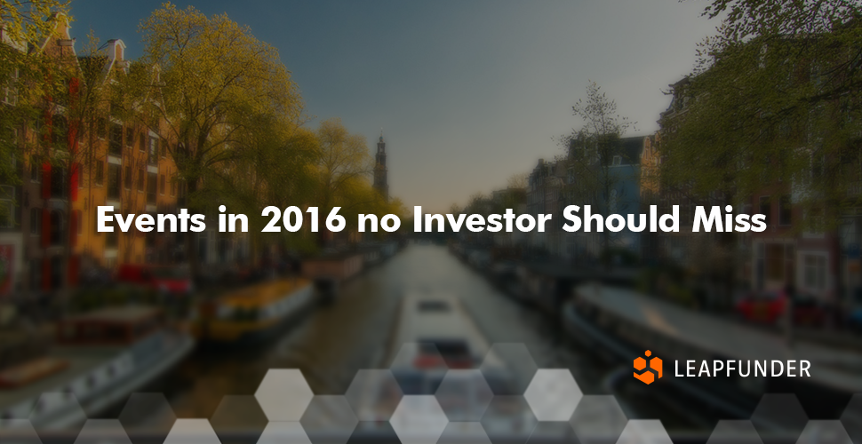 Events in 2016 no Investor Should Miss
