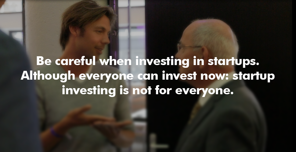 Investing in Startups