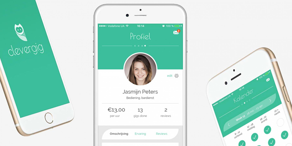 Introducing clevergig: Uber of Hospitality Staffing