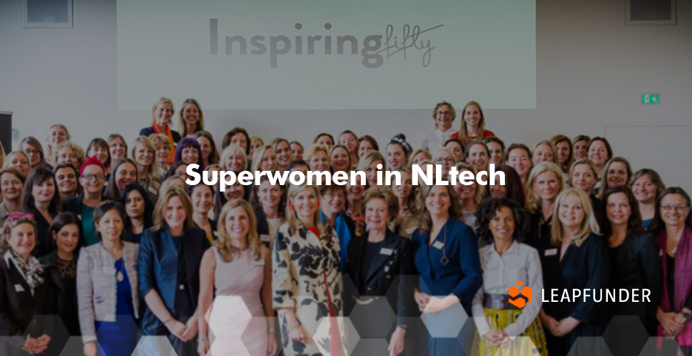 Superwomen in NLtech