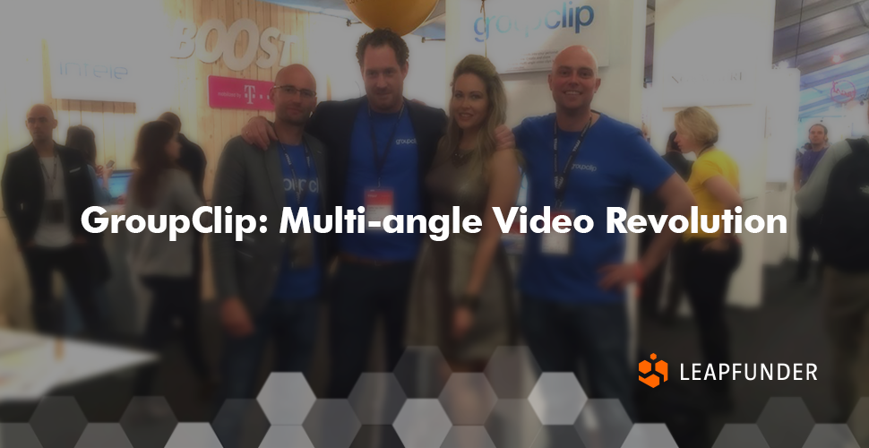GroupClip - Multi-angle Video Revolution
