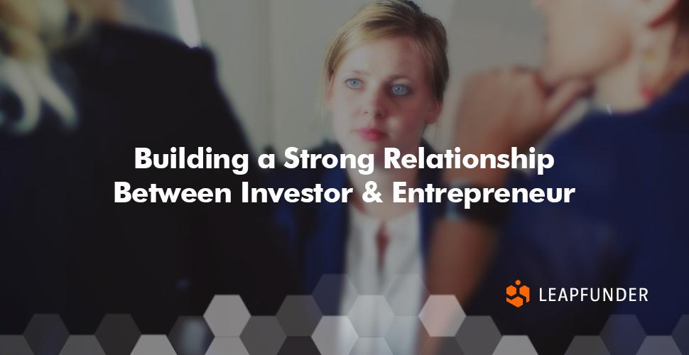 investor relationship header