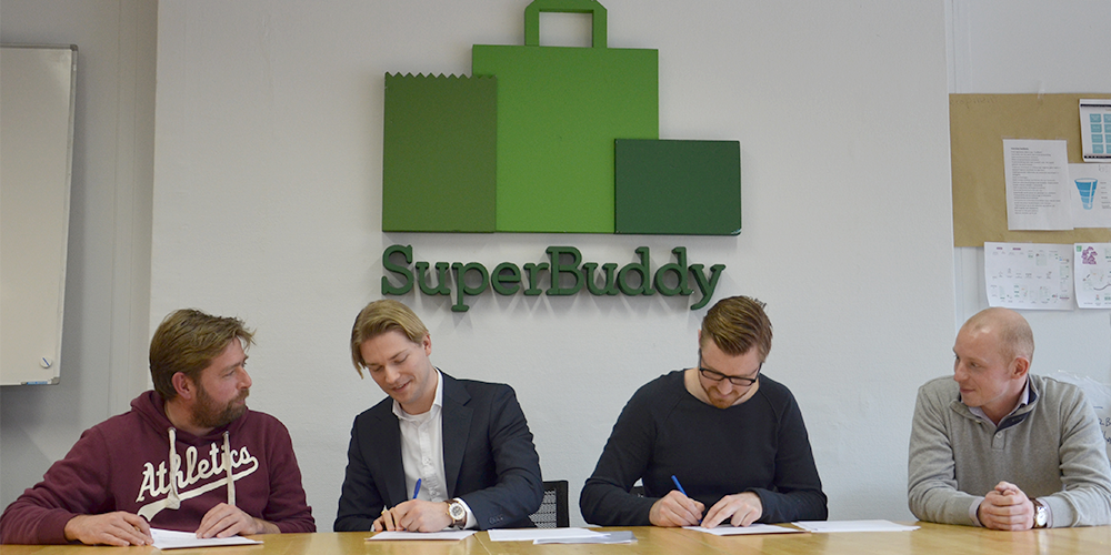 VC Matches SuperBuddy's Leapfunder Investment CampaignH