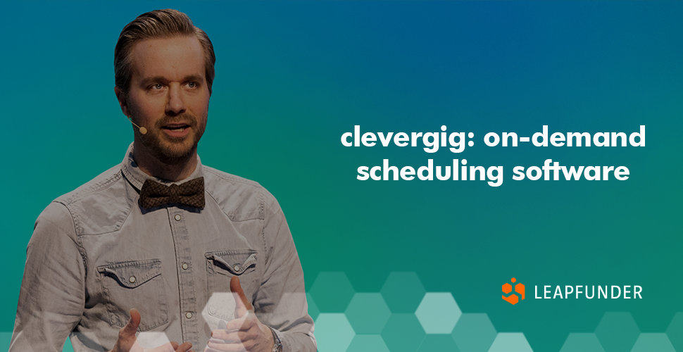 clevergig: on-demand scheduling software