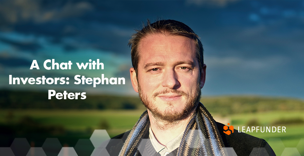 A Chat with Investors: Stephan Peters