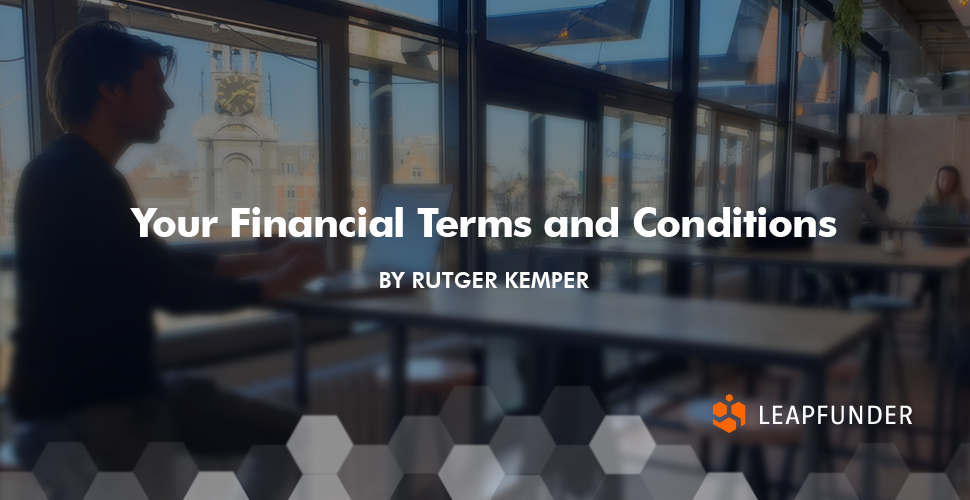 Your Financial Terms and Conditions