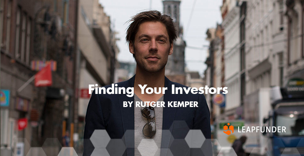 Finding Your Investors